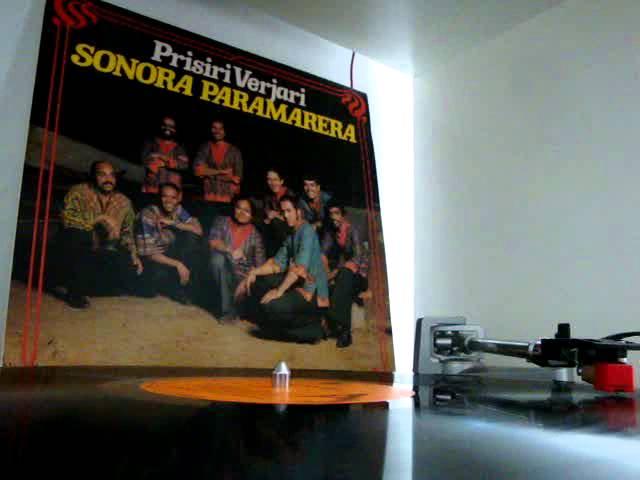 Sonora Paramarera - Borracho (DJ El Errante - FRA)