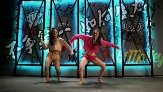 Chop Daily x Fya Nya x Siza - Keep Dancing (China 🇨🇳 Dance Video)