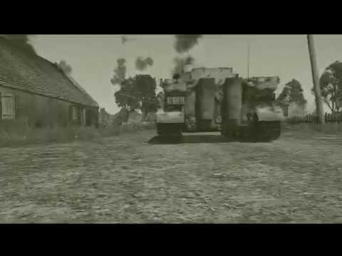 1944 Deutsch Panzer