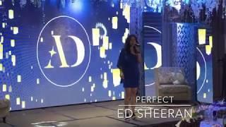 If I Ain't got You & Perfect Live Demo Ela Alegre