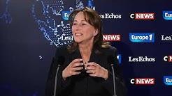 'Nous travaillons' : Ségolène Royal n'exclut pas d'être candidate à la présidentielle de 2022