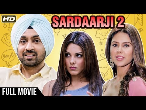 Sardaarji 2 Full Hindi Movie HD   Diljit Dosanjh, Sonam Bajwa, Monica Gill, Yashpal Sharma