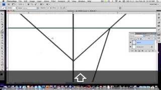 How To Draw An 8 Point Nautical Star In Photoshop