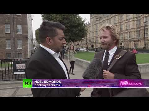 "Noel Edmonds on ""the worst crime in banking history"""
