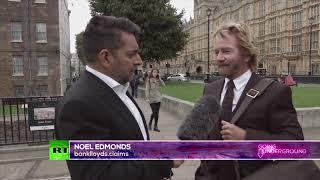 "Noel Edmonds on ""the worst crime in banking history"""