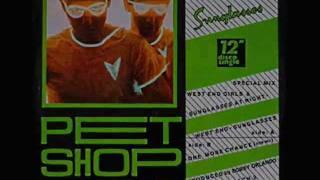 Pet Shop Boys - West End - Sunglasses