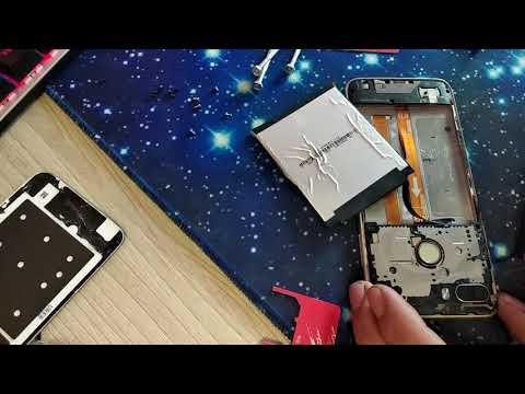Разборка Lenovo K5 Play утопленник