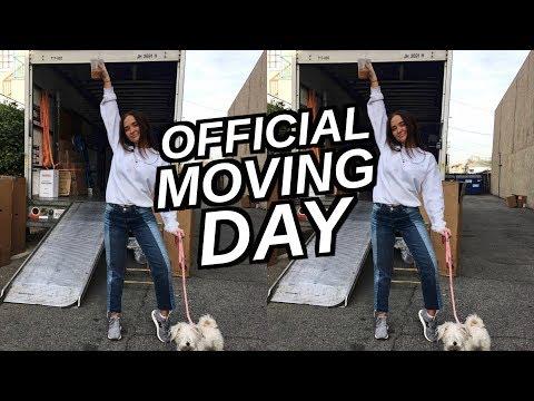 MOVING DAY   Kenzie Elizabeth