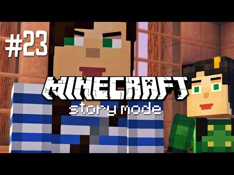 THE KILLER REVEALED - MINECRAFT STORY MODE (EP.23)
