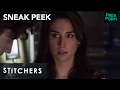Stitchers | Season 3, Episode 1 Sneak Peek: Rebooting The Lab | Freeform