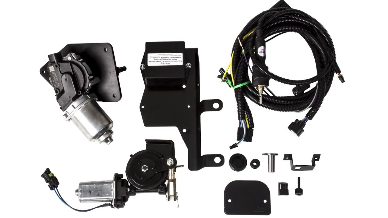 Windshield Wiper Motor >> 1968-72 C3 Selecta-Speed Wiper Kit with Integrated Wiper ...