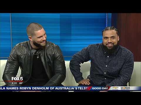 Florian Munteanu And Stephen Caple Jr  Talk 'Creed II' On Good Day Atlanta