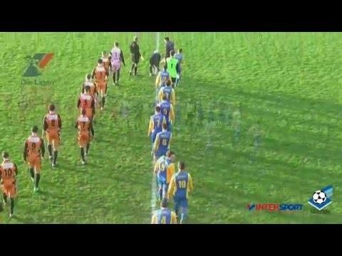Résumé Vidéo : Le Derby RC Ancenis-FC Beaupréau En DRH !