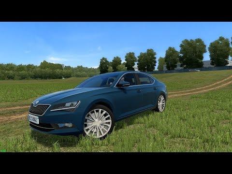 City Car Driving 1.5.7 | Skoda Superb B8 2.0 Tsi | +Download Link | 60 FPS 1080p