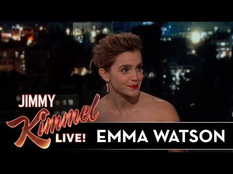 Thumbnail: Emma Watson on Being Hit with Snowballs & Meeting Idol Celine Dion