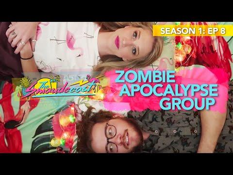 Smaudecast Episode 8 - Zombie Apocalypse Ultimate Group