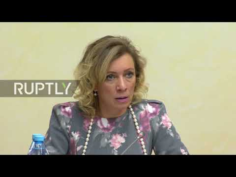 Russia: Several US media outlets to be banned from State Duma events - Zakharova