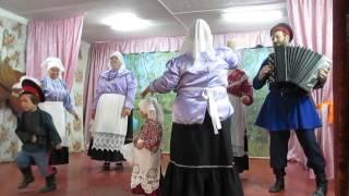 КАЗАКИ Гореловы ансамбль Святой Хопёр казачья свадебная