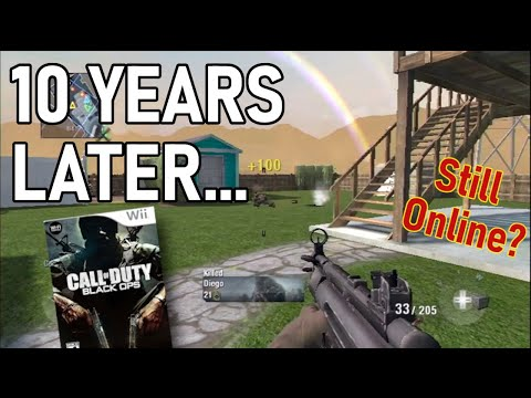 BLACK OPS Wii.. 10 Years Later! (Call Of Duty 2020)