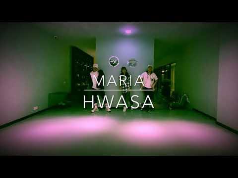 Maria by Hwasa | zumba | pop | allan alvior