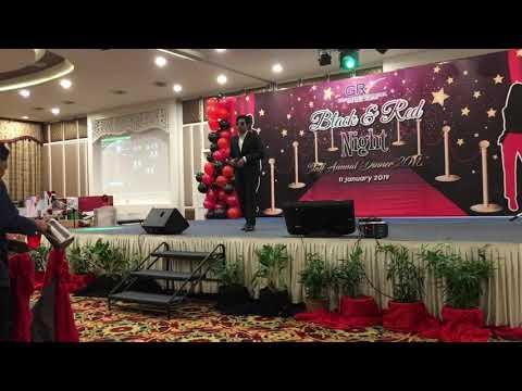 Live Ezzrin and The Classmates - Segenggam rindu