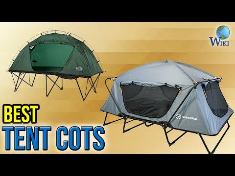 6 Best Tent Cots 2017