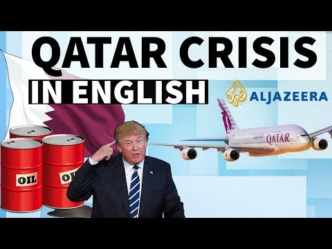 (English) Qatar diplomatic Crisis - Middle east Geopolitics / International relations