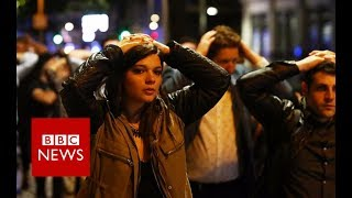 London attack: How it unfolded - BBC News