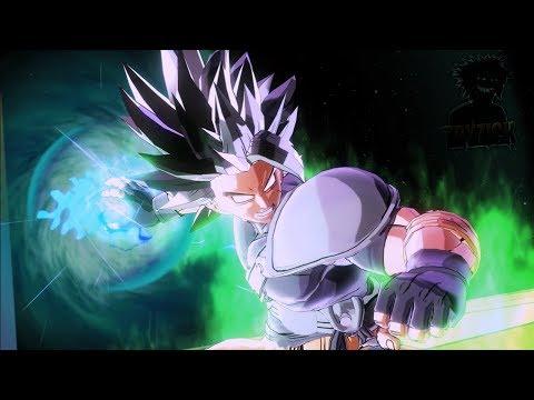 (4K) LEGENDARY INSTINCT vs ULTRA INSTINCT!   Dragon Ball Xenoverse 2 Mods  