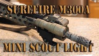 SureFire M300A Mini Scout Light