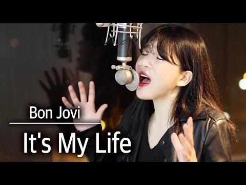 (+5 Key Up) It's My Life- Bon Jovi Cover | Bubble Dia