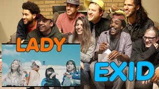 [EXID (이엑스아이디)] 내일해(LADY) 뮤직 비디오 (Official Music Video) | REACTION - Stafaband