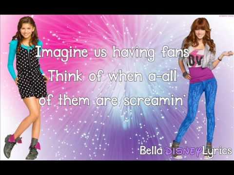 Made In Japan - Bella Thorne & Zendaya (Karaoke) [FULL]