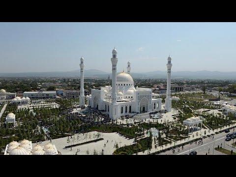 شاهد: -فخر المسلمين-.. الشيشان تفتتح -أكبر مسجد- في أوروبا…  - نشر قبل 25 دقيقة