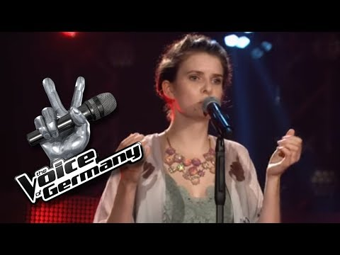 Soundgarden - Black Hole Sun | Friederike Bayer Cover | The Voice of Germany 2017 | Blind Audition
