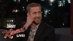 Ryan Gosling's Kids Won't Let Him Watch TV