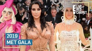 2019 Met Gala Fashion Round-Up | E! Red Carpet & Award Shows Video