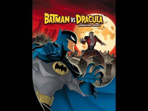 The Batman vs. Dracula Preview