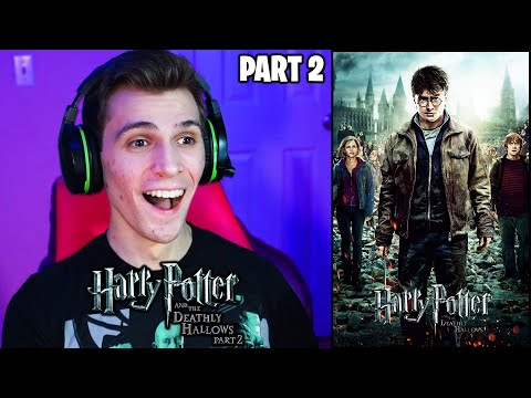 Download Harry Potter and the Deathly Hallows: Part 2 (2011) Movie REACTION!!! (Part 2) & Ranking the Movies!