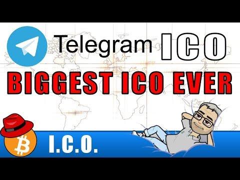 ICO - TELEGRAM - Arriva il GRAM e la rete TON. Sarà l'evento dell'anno.