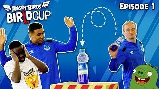Angry Birds - BirLd Cup | Bottle Flip Challenge - Ep.1