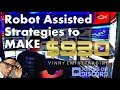 Automated Trading Software |Top Trading Strategy to make $930 | Robot Assisted
