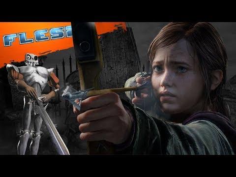 Nowe informacje o The Last of Us 2 i Medievil! FLESZ - 11 grudnia 2017