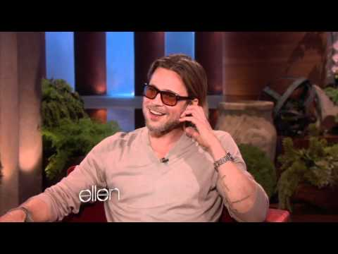 Brad Spills on Finding Time with Angelina