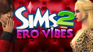 Fejmuchy Na Dzielni i Ślub  The Sims 2 Vibes #08 w/ Młoteczka