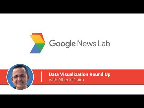News Lab Data Visualization Round Up with Alberto Cairo August 2016