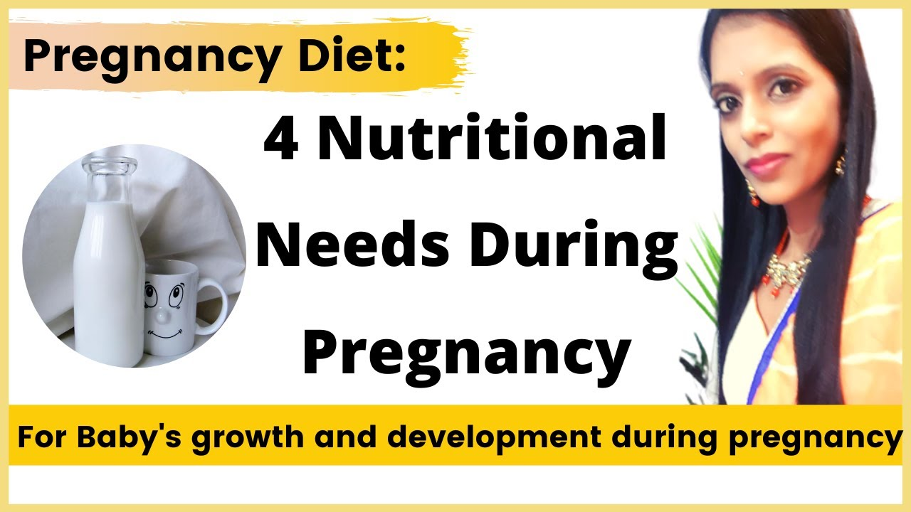 4 Essential Nutrients During Pregnancy Part 1 Your Youmom