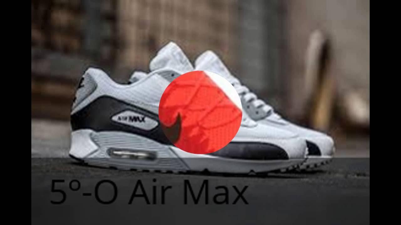 fe0b540c5fd Top 5 MELHORES Tenis da Adidas e da Nike. - YouTube