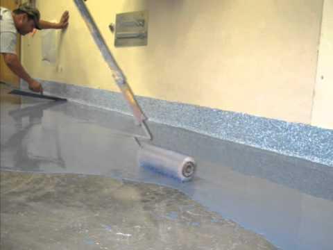 Concrete Floor Leveling Compound