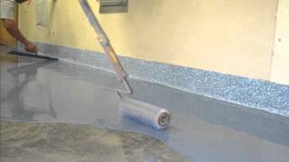 Self Leveling Floor Resurfacer   Self Leveled Flooring